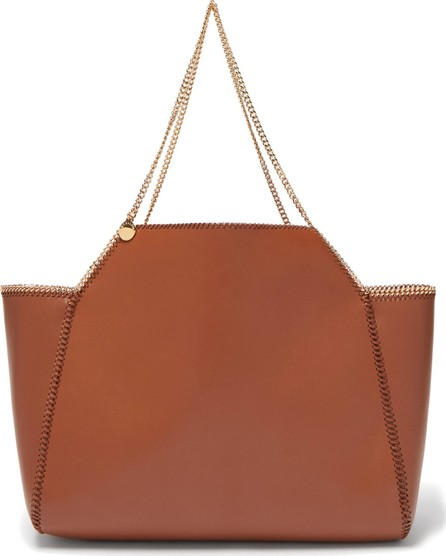 Stella McCartney Falabella reversible faux-leather tote