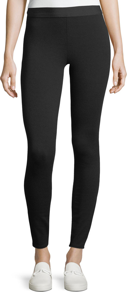 Bailey 44 Pfeifer High-Rise Fitted Full-Length Leggings
