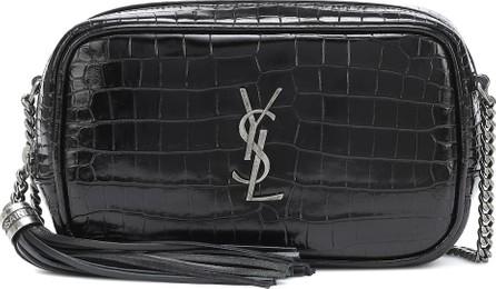 Saint Laurent Lou Mini leather crossbody bag