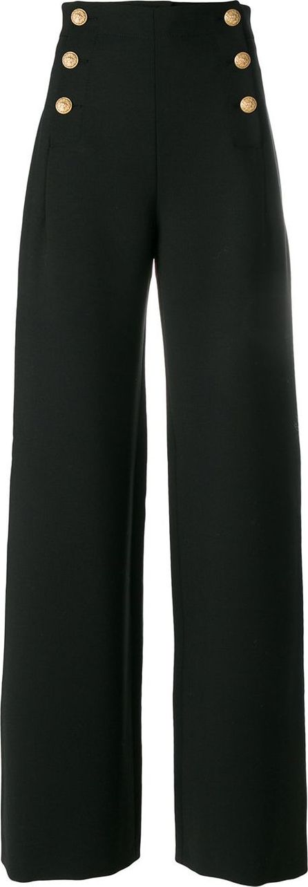 Alberta Ferretti high rise wide pants