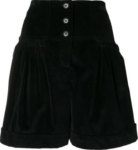 Alberta Ferretti Front button shorts