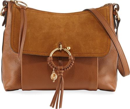 See By Chloé Joan Medium Leather/Suede Crossbody Bag