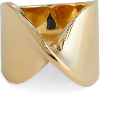 St. John Twist Metal Ring