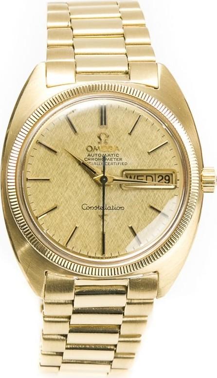 Omega Constelation watch