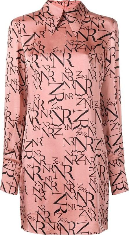 Nina Ricci All over shirt dress