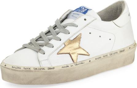 Golden Goose Deluxe Brand Hi Star Leather Platform Sneaker