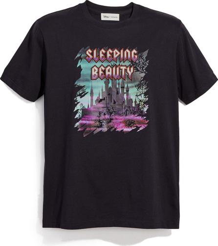 COACH Disney Dark Fairy Tale Men's Sleeping Beauty Concert T-Shirt