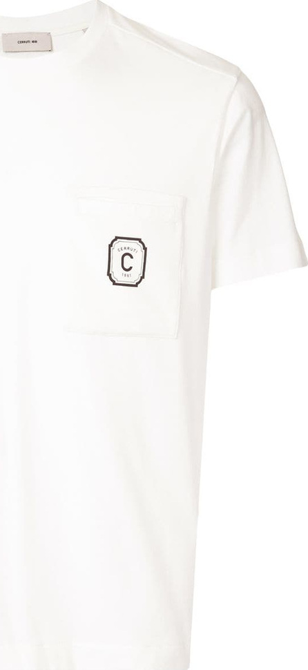 Cerruti 1881 Pocket detail T-shirt