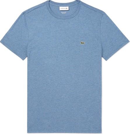 Lacoste Mélange Cotton-Jersey T-Shirt
