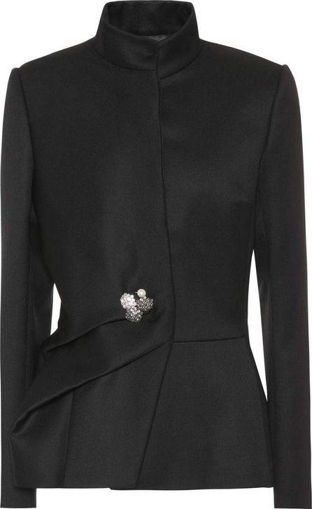 Lanvin Embellished wool jacket