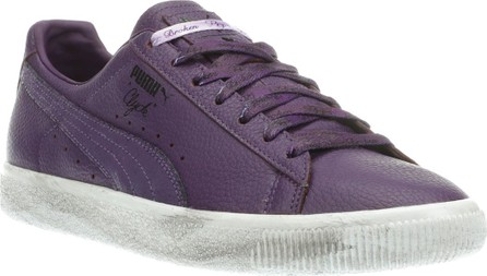 PUMA Men's x Prps Clyde Leather Low-Top Platform Sneakers