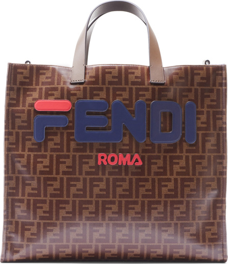 Fendi x FILA Tess Shopper