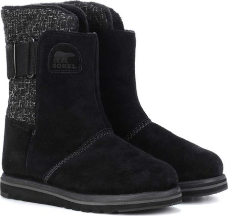 Sorel Rylee suede ankle boots