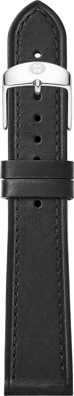MICHELE 16mm Calfskin Watch Strap