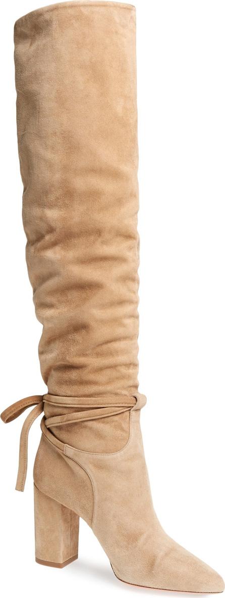 Aquazzura Milano Slouchy Knee High Boot