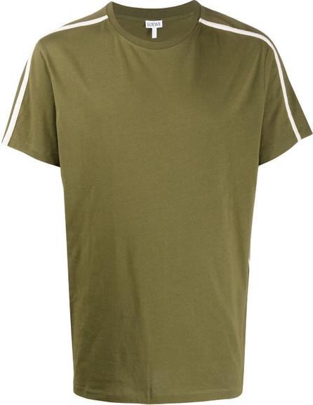 LOEWE Contrast-trim cotton T-shirt