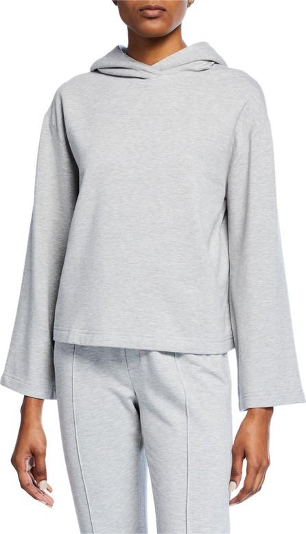 ENZA COSTA Pullover Hoodie Sweatshirt