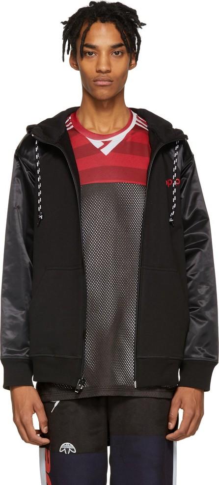 Adidas Originals by Alexander Wang Black AW Hoodie
