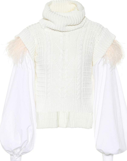 Johanna Ortiz American Folklore cotton-blend sweater