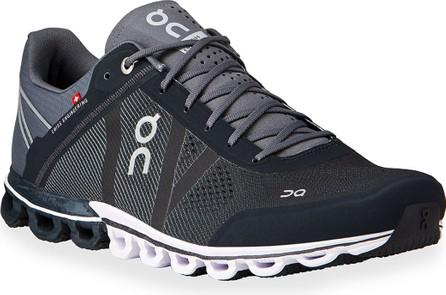 On Men's Cloudflow Knit Running Sneakers