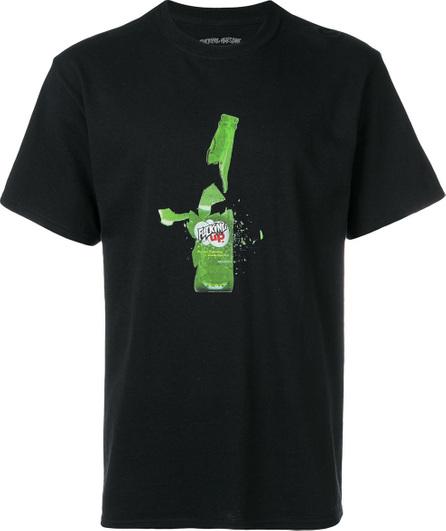 Fucking Awesome Broken bottle T-shirt