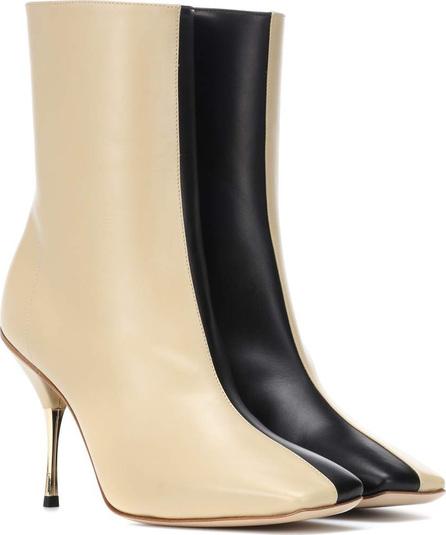 Petar Petrov Svea leather ankle boots