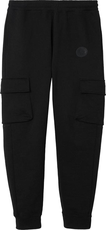 Burberry London England Pocket Detail Cotton Jersey Trackpants