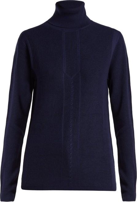 Falke Evelyn roll-neck wool-blend sweater