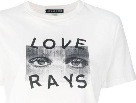 Alexa Chung printed T-shirt