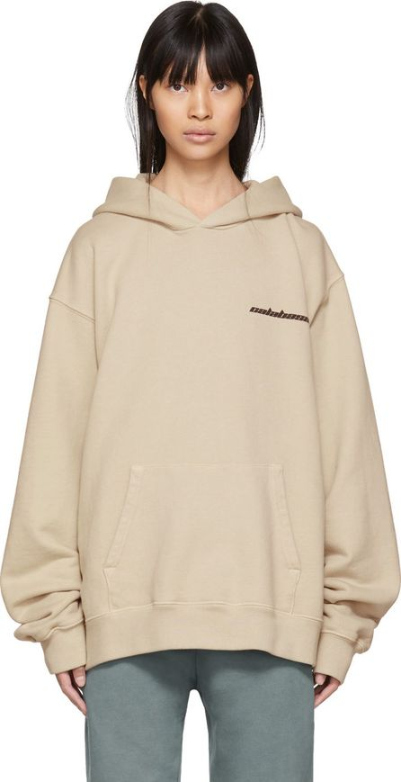 Yeezy Beige 'Calabasas' French Terry Hoodie