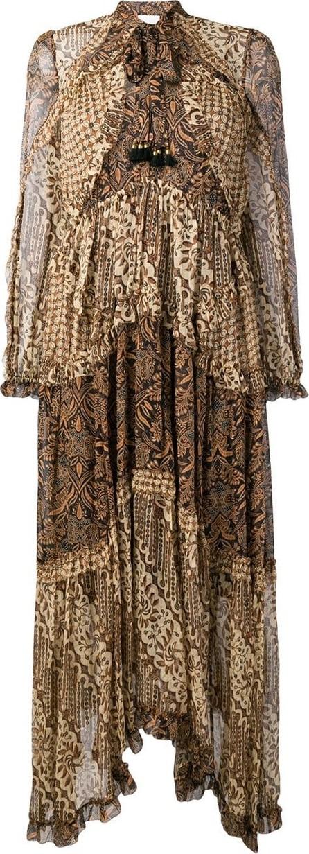 Zimmermann Frilled loose dress