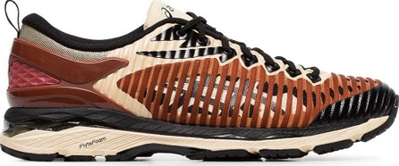 Asics X Kiko Kostadinov brown GEL Delva 1 sneakers