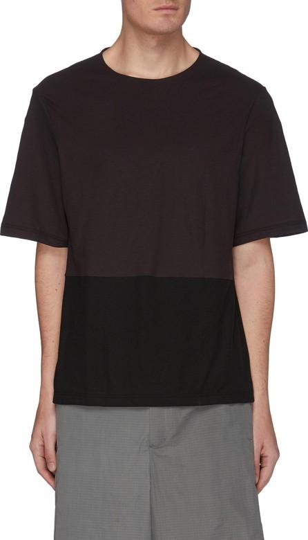 Devoa Colourblock Jersey T-shirt