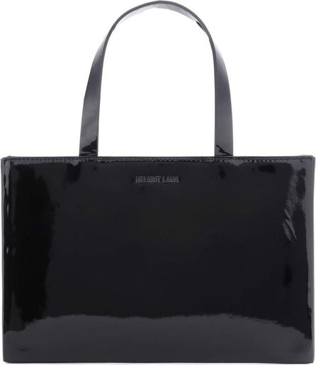 Helmut Lang 2000 Patent leather tote