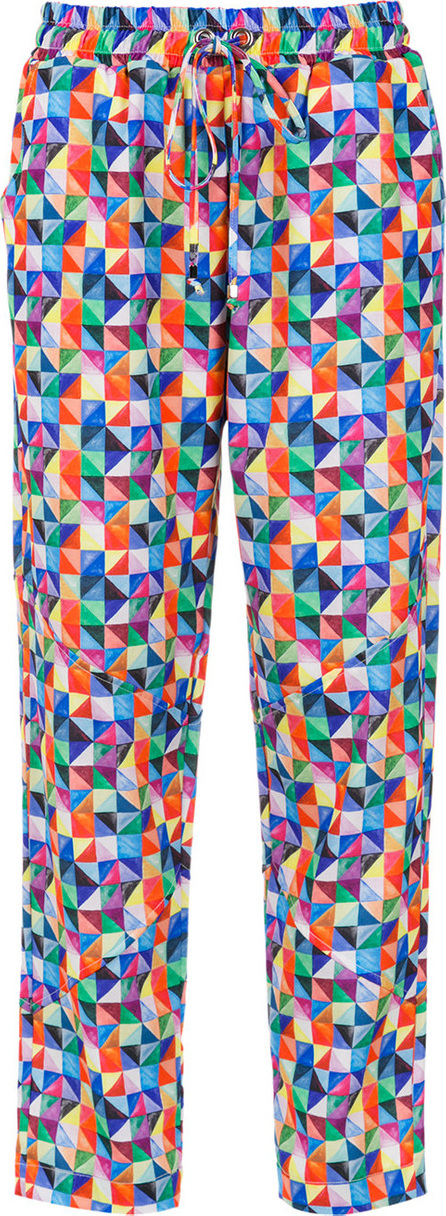 Olympiah Printed Peru trousers