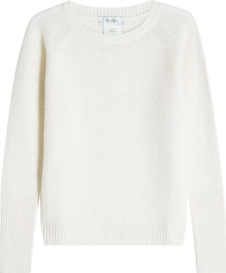 Max Mara Pullover with Cashmere and Silk