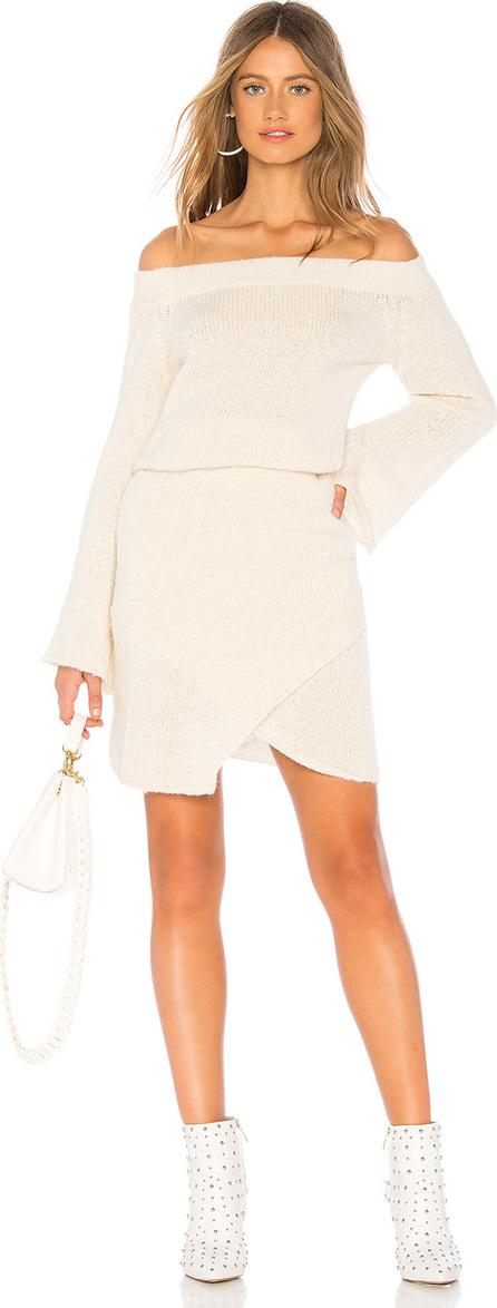 Ayni Misha Off The Shoulder Sweater Dress