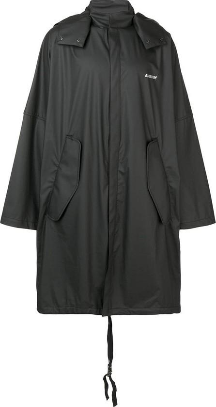 Ambush Zipped hooded coat