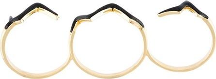 Gisele For Eshvi 'Fetri' rings