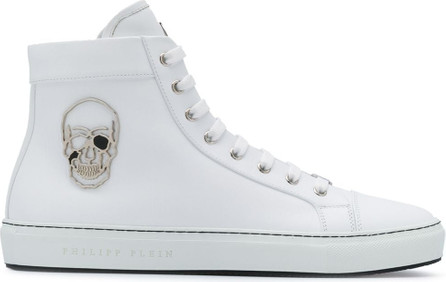 Philipp Plein Skull high-top sneakers