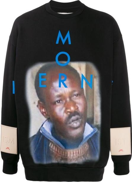 A-Cold-Wall* Modern print sweatshirt