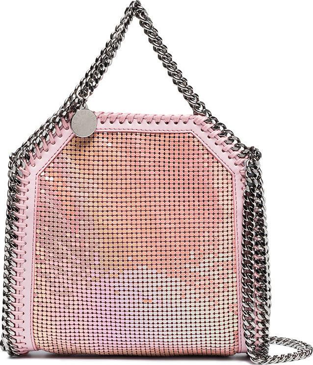 Stella McCartney - Pink Falabella Mini Tote Bag