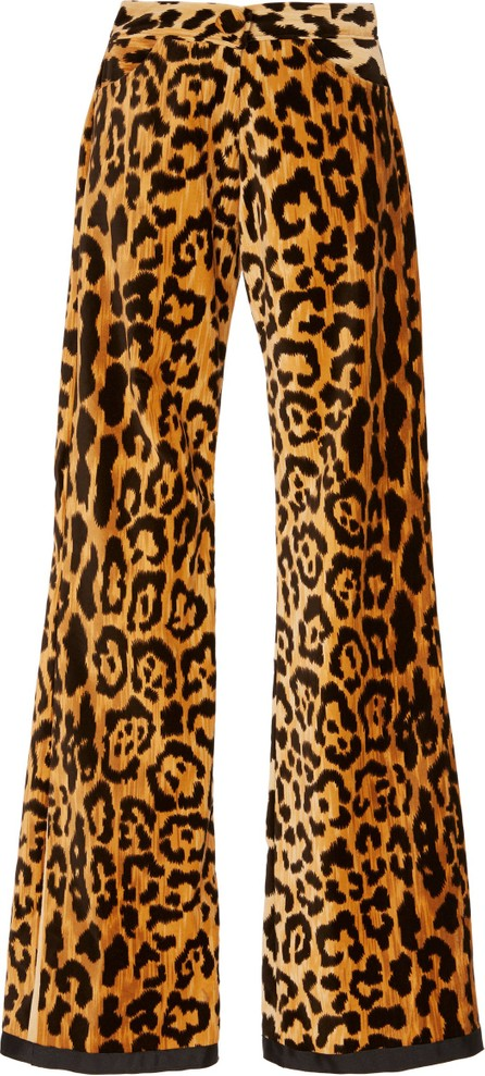 Alix of Bohemia Limited Edition Jerry Velvet Leopard Jeans