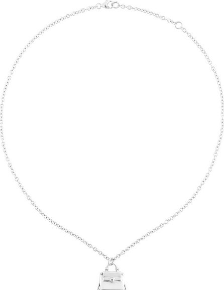 Salvatore Ferragamo Gancio handbag pendant necklace