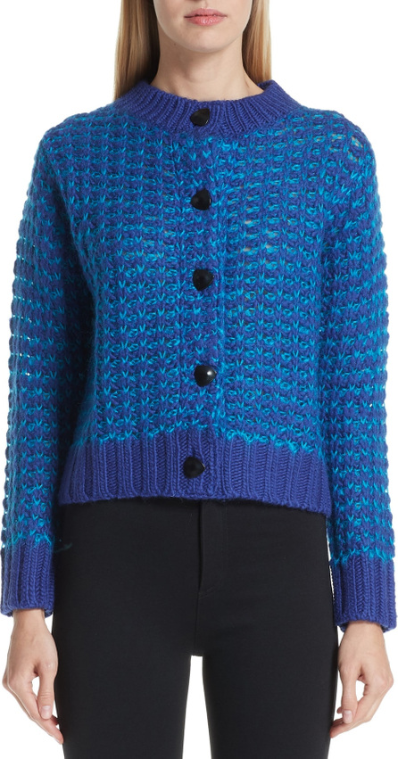 Simon Miller Wool Blend Knit Cardigan