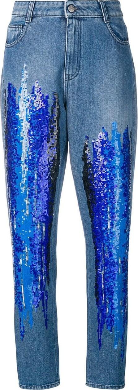 Amen Sequin embellished jeans