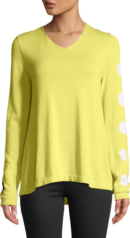 Lisa Todd Save Me a Spot Sweater