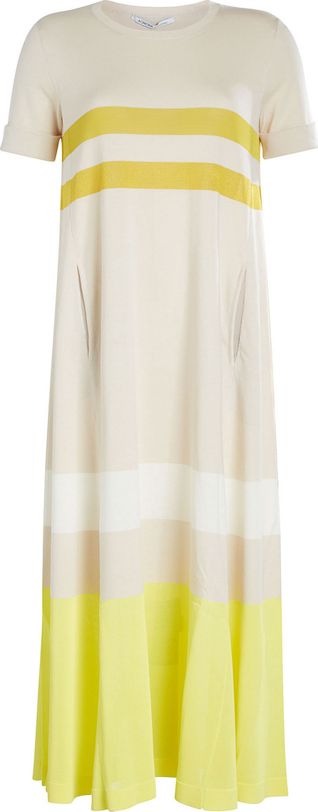 Agnona Striped Dress