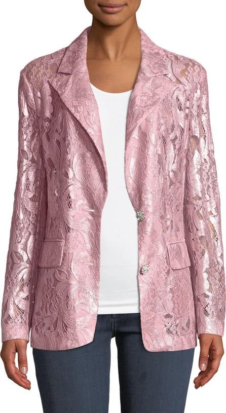 Berek Foil Lace Blazer