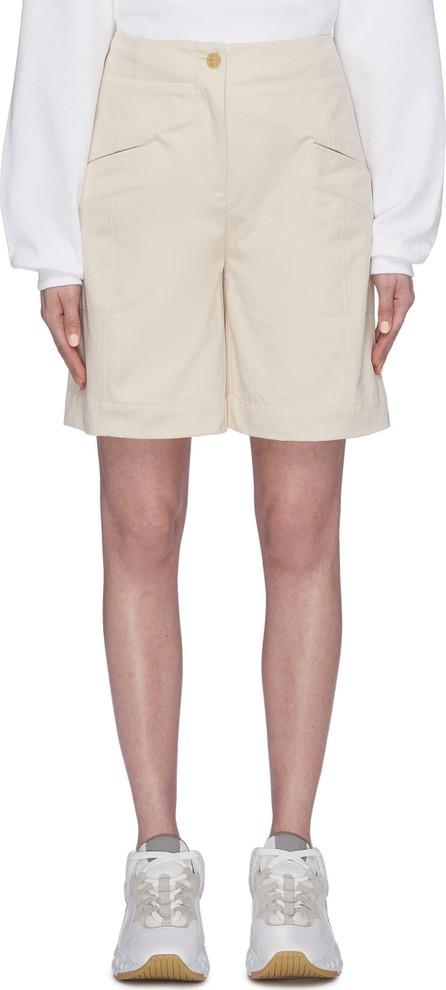 Acne Studios Slant side pocket shorts
